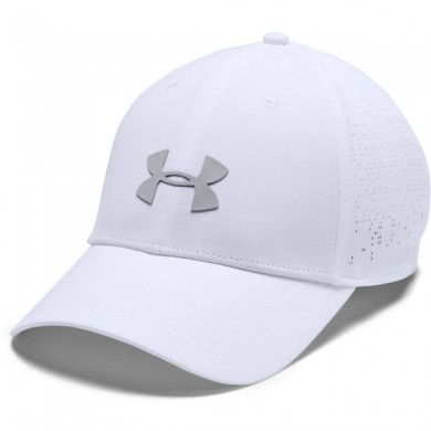 Under Armour Dámská golfová kšiltovka Elevated Golf Cap White White, UNI